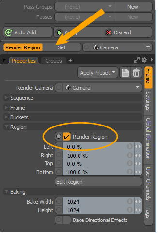 Best rendering options for ig videos